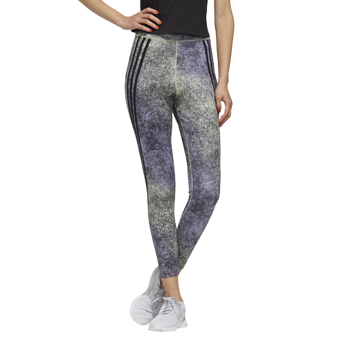 LEGGINSY DAMSKIE ADIDAS FEEL BRILLIANT 7/8 TIGHTS MULTIKOLOR FL9251